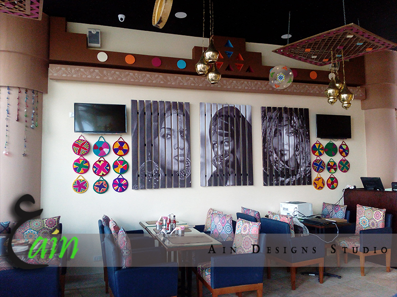 NUBIA RESTAURANT – 6TH OCTOBER